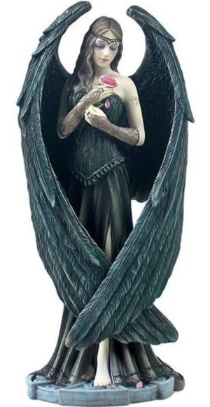 Photo of Angel Rose Figurine (Anne Stokes)