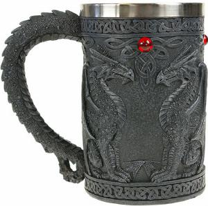 Photo of Black Dragon Large Tankard