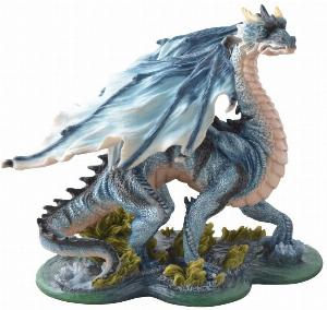 Photo of Blue Dragon Figurine