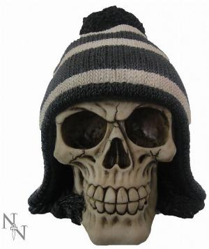Photo of Bobble Hat Skull 17 cm