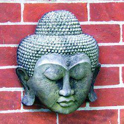 Photo of Buddha Stone Plaque