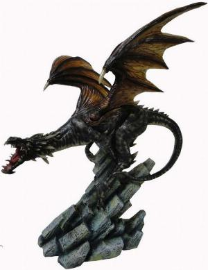 Photo of Carnage Dragon Figurine 41cm Large