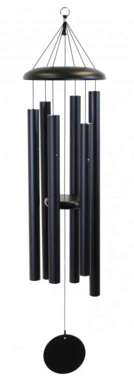 Photo of Corinthian Wind Chime 50 inches (Black)