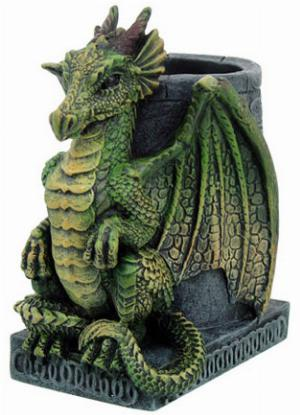 Photo of Dragon Pen Pot Holder