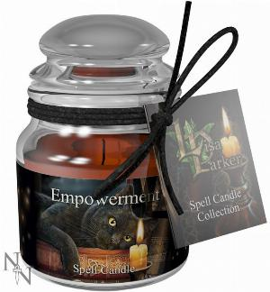 Photo of Empowerment Spell Candle - Patchouli (Lisa Parker)
