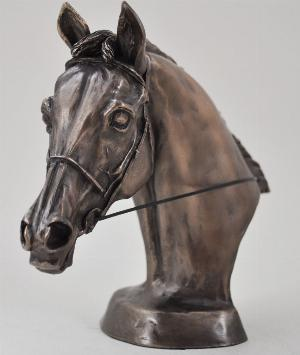 Photo of Eventers Horse Head Figurine (Harriet Glen)
