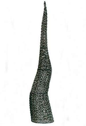 Photo of Garden Spire Sculpture (Small) 125 cm