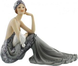Photo of Juliana Broadway Belles Midnight Shimmer Lady Suzie Figurine 20cm Long