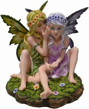 Photo of Little Whispers Fairy Statue