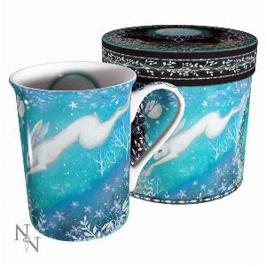 Photo of Moonlight Spirit Hare Mug (Amanda Clark)