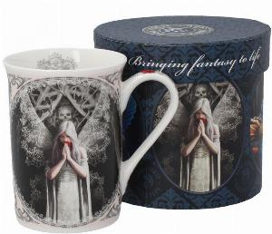 Photo of Only Love Remains Fairy Mug (Anne Stokes)