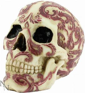 Photo of Oriental Skull Ornament (Anne Stokes)