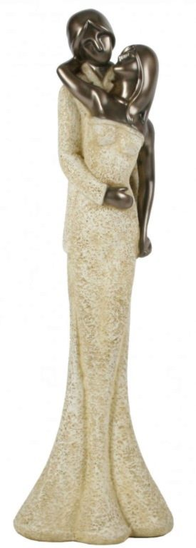 Photo of Romantic Couple Figurine 39 cm (Juliana)