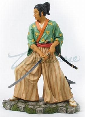 Photo of Samurai Figurine Colour