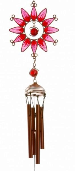 Photo of Sunflower Wind Chime