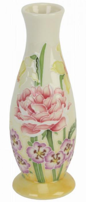 Photo of Sunshine Design Vase 6 inches (Old Tupton Ware)