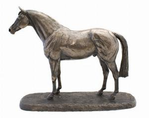 Photo of Thoroughbred Horse Figurine (Harriet Glen)