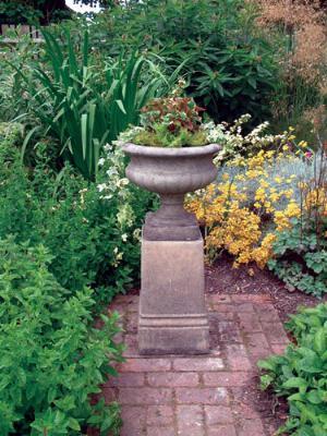 Photo of Victoria Stone Urn