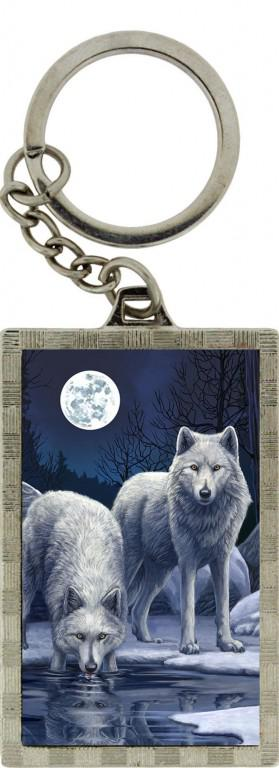 Photo of Warriors of Winter Wolf 3d Keyring (Lisa Parker)