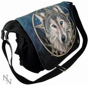 Photo of Wolf Messenger Bag Lisa Parker