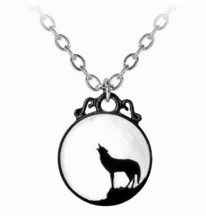 Photo of Wolf Pendant