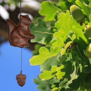 Photo of Woodstock Squirrel Windbell (Habitats)