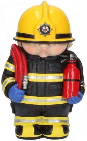 Photo of Ashley Fireman Figurine Mini Me Collection 14cm