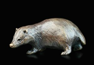 Photo of Badger Bronze Miniature (Butler and Peach)