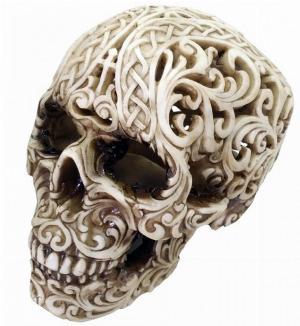 Photo of Celtic Decadence Skull