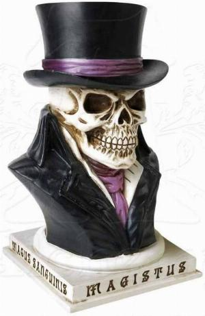 Photo of Count Magistus Money Box Ornament 14.5cm