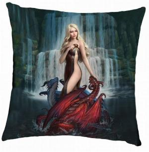 Photo of Dragon Bathers Cushion (James Ryman) 42 cm