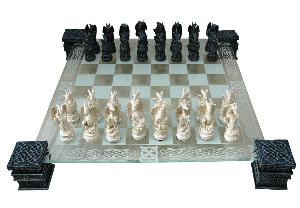 Photo of Dragon Chess Set