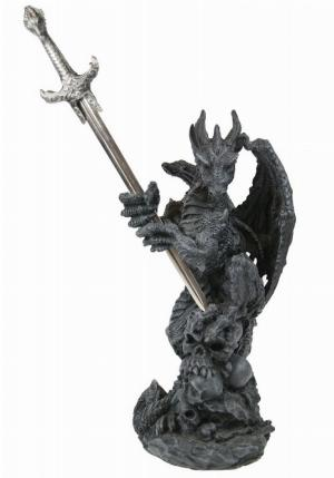 Photo of Dragon Letter Opener Holder Ornament