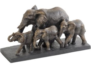 Photo of Elephant Parade Bronze Figurine Large 36 cm