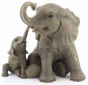 Photo of Elephants Playtime Leonardo Collection