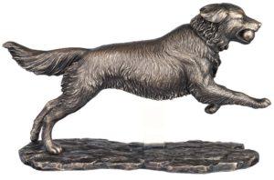 Photo of Fetch Dog Figurine Genesis Fine Arts 35 cm Large