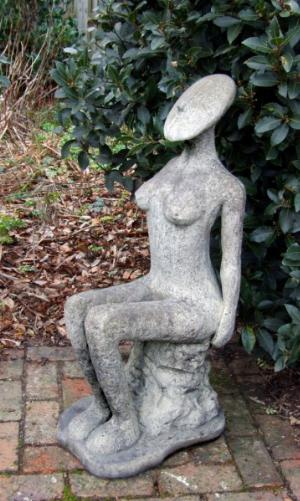 Photo of Florence Stone Sculpture