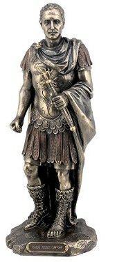 Photo of Gaius Julius Caesar Bronze Figurine