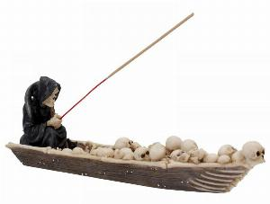 Photo of Grim Reaper Incense Holder 30 cm
