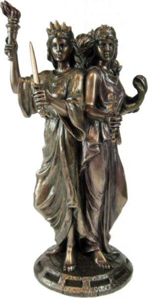 Photo of Hecate Goddess of Magic Figurine