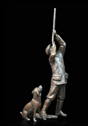 Photo of Last Drive Bronze Figurine (Limited Edition) Michael Simpson