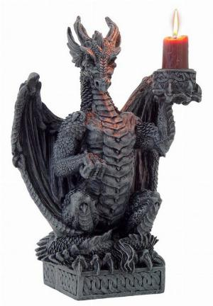 Photo of Light Keeper Dragon Candle Holder