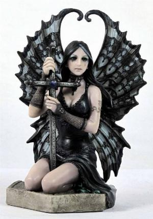 Photo of Lost Love Statue Anne Stokes