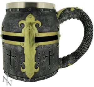 Photo of Medieval Crusader Tankard 17cm