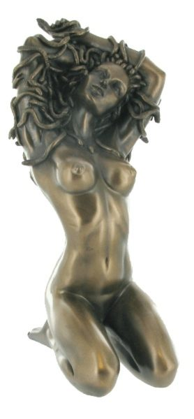 Photo of Medusa Bronze Figurine