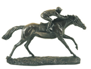 Photo of The Final Furlong Bronze Sculpture