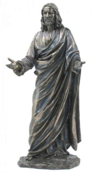 Photo of The Lord Jesus Christ Bronze Figurine 31 cm