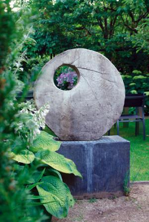 Photo of Viewpoint Stone Sculpture