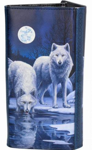 Photo of Warriors of Winter Wolf Purse (Lisa Parker) 18cm