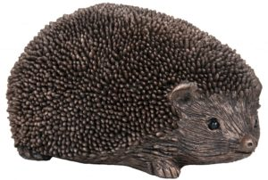 Photo of Wiggles the Hedgehog Bronze Sculpture (Thomas Meadows) 12cm